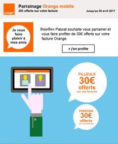 Bon Plan Forfait Mobile Orange