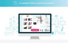 A tester ! Prescrit site de cashback sur le net !