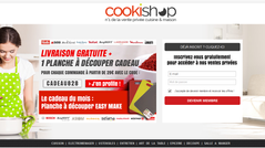 A découvrir Cookishop !