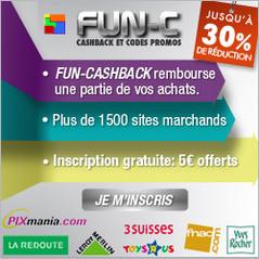 Un bon plan net à découvrir Fun-C : site de cashback solidaire à tester !
