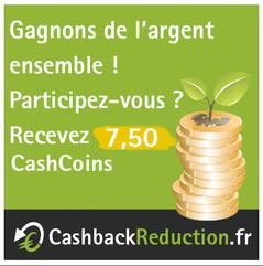 Cashback Réduction à tester !
