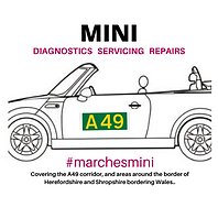 marches mini mobile mechanic, shropshire, mini shrewsbury, mini ludlow