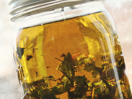Oil Infusion Video