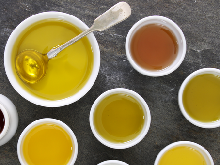 10 oils For Infusions