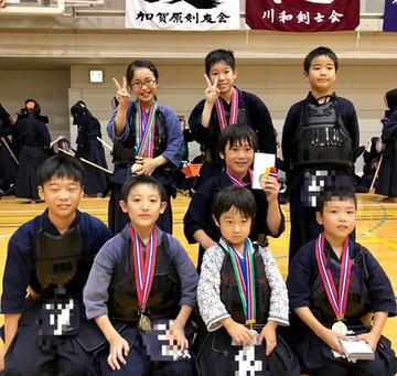 都筑区剣道大会