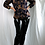 Thumbnail: Silk/Rayon vintage padded Jacket