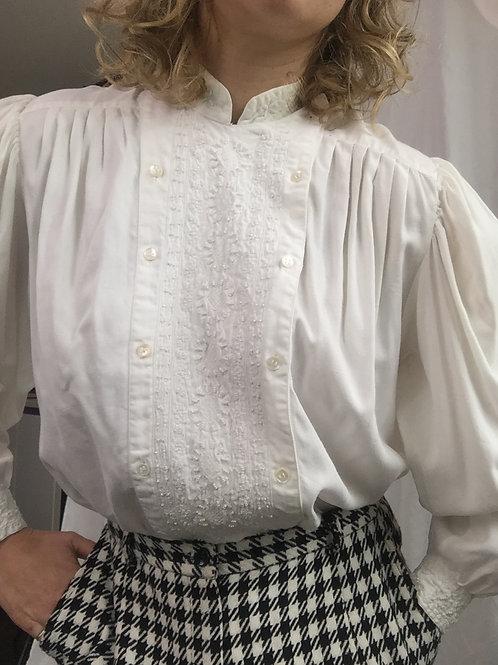 René Derhy long sleeved blouse
