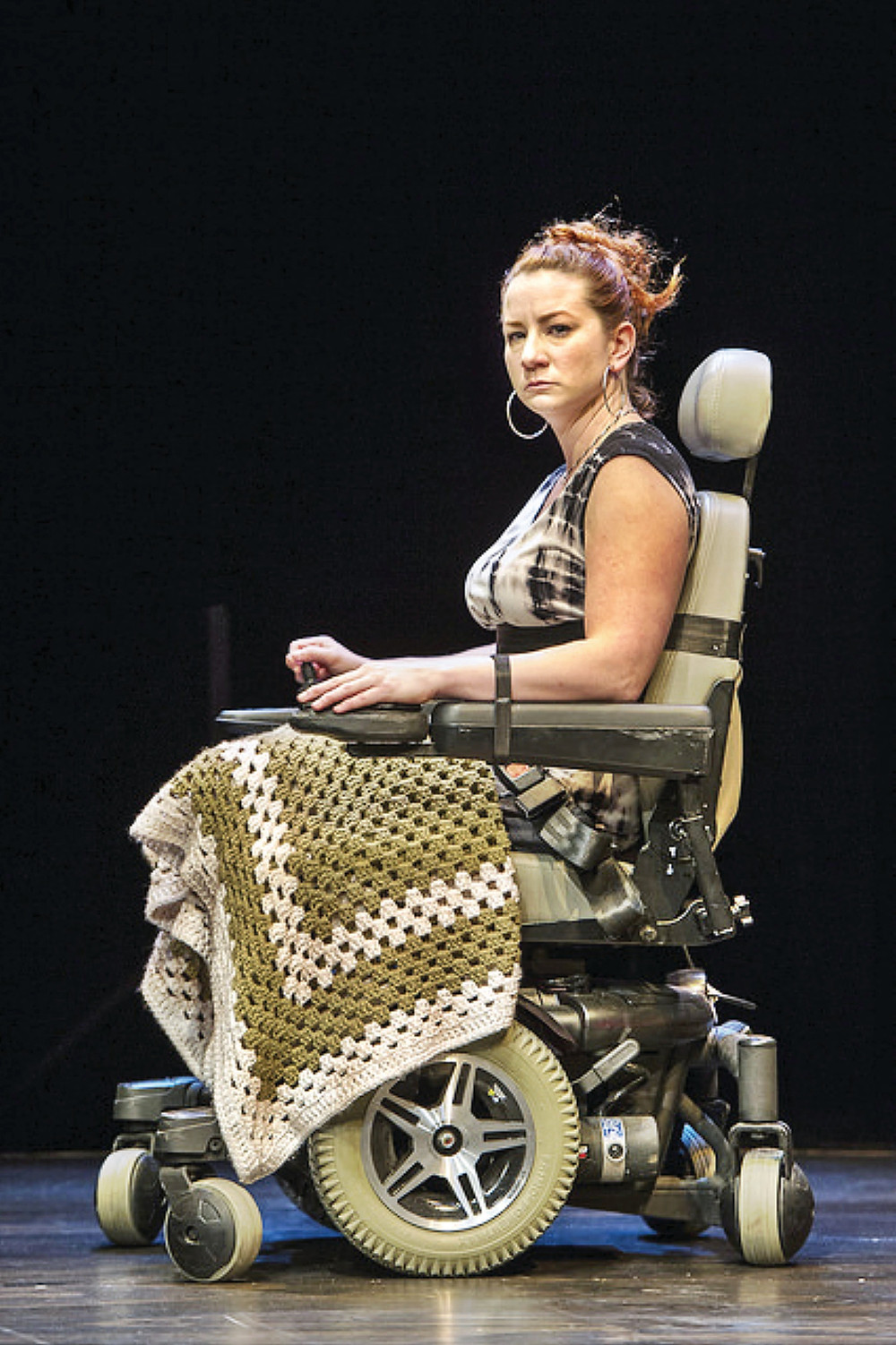 Sullivan as Ani in COST OF LIVING at The Williamstown Theatre Festival