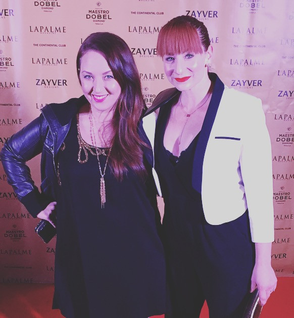 SulliFlinn Production's Katy Sullivan and Becca Flinn White