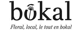 bokal, floral, le tout en bokal