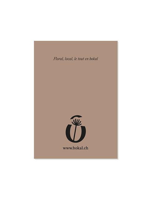 Carte - Bokal