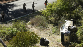 Tiger Woods Survives Near Death Car Accident; Golfing Career in Doubt