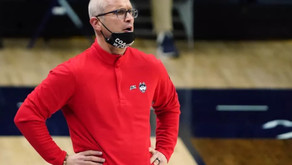 Former URI Men's basketball Coach, Dan Hurley, has put UCONN back on the Map