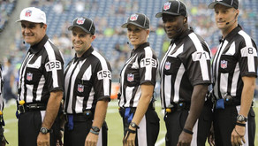 NFL Referee, Sarah Thomas continues to breakdown Barriers while continuing to make History