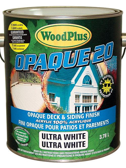 Opaque 20 - High-Strength Colours / Couleurs haute résistance