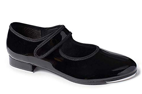 TA 37 Children's Velcro Closure Tap Shoe