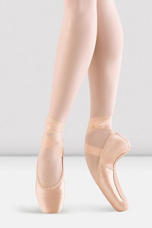 MS140 Mirella Whisper Satin Pointe Shoes