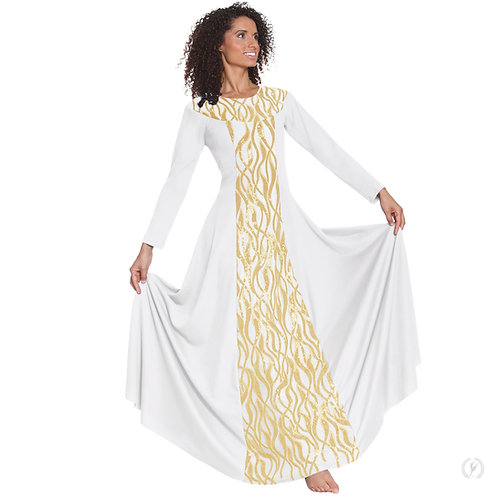 82119 Passion of Faith Dress
