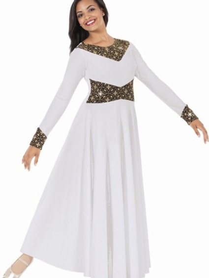 43866 Royalty Dance Dress