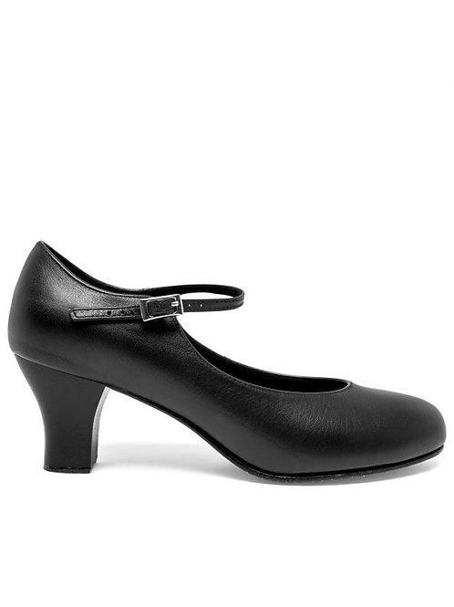 """830 Cassie 2""""Heel Character Shoe"""