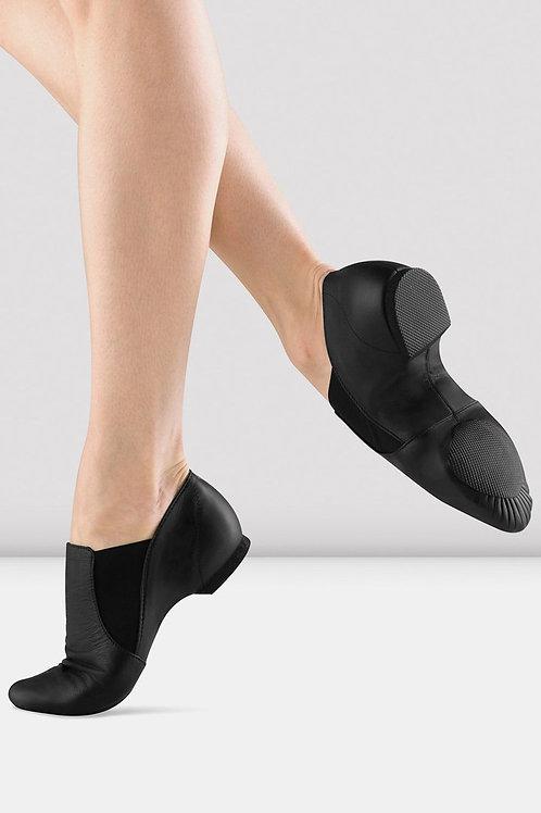 S0499G Child Elasta Bootie Jazz Shoes