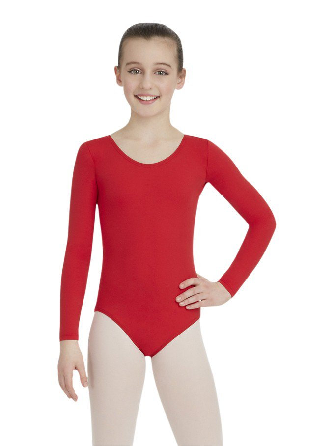 BM - Lined Leotard - Ch - Store - all about DANCEWEAR