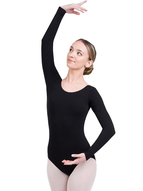 CC450 Long Sleeve Leotard