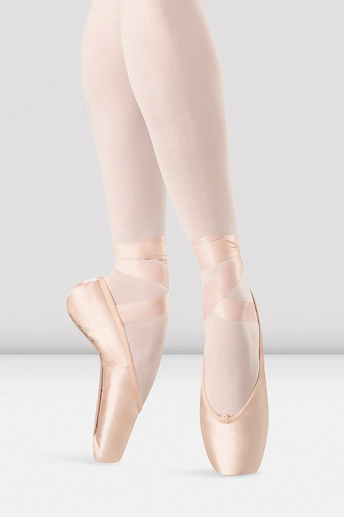 S0109LS Hannah Strong Pointe Shoes