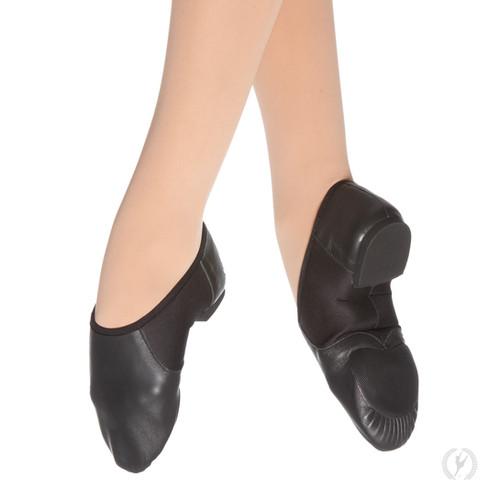 e2e5a54374c A2054A Eurotard Adult Axle Slip On Jazz Shoe
