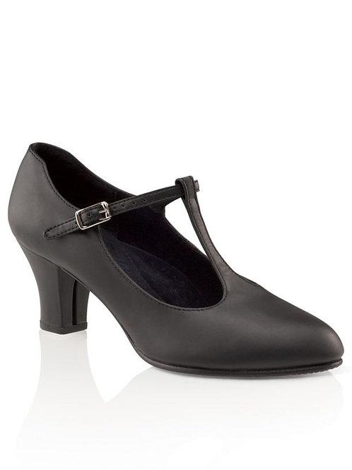 """700 T-Strap 2"""" Heel Character Shoe"""