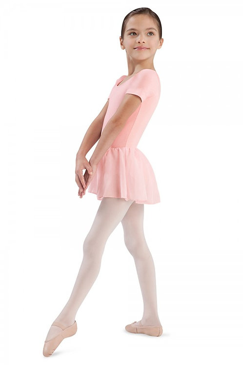 CL5342 Tiffany Ballet Leotard w/Skirt