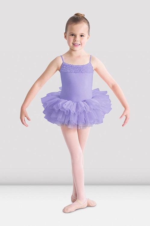 CL7120 Desdemona Girls Camisole Tutu Dress