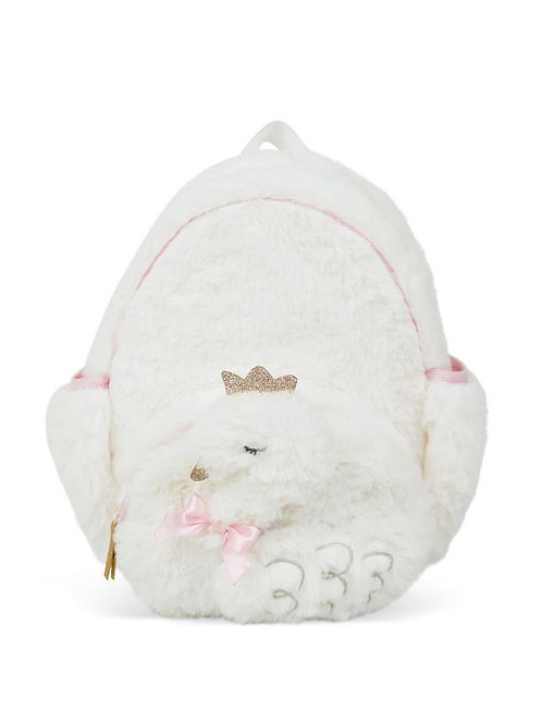 B250 Swan Plush Backpack