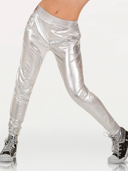 416 Slim Fit Metallic Pant