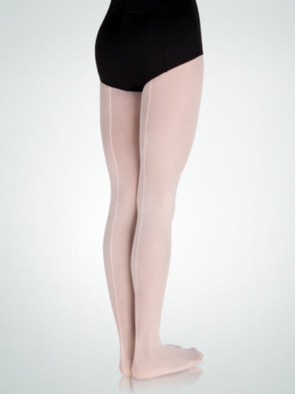 A46 TotalSTRETCH® Sheer Weight Mesh Backseam Tights