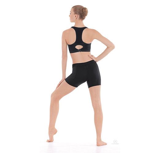 44783 Back Seam Athletic Shorts