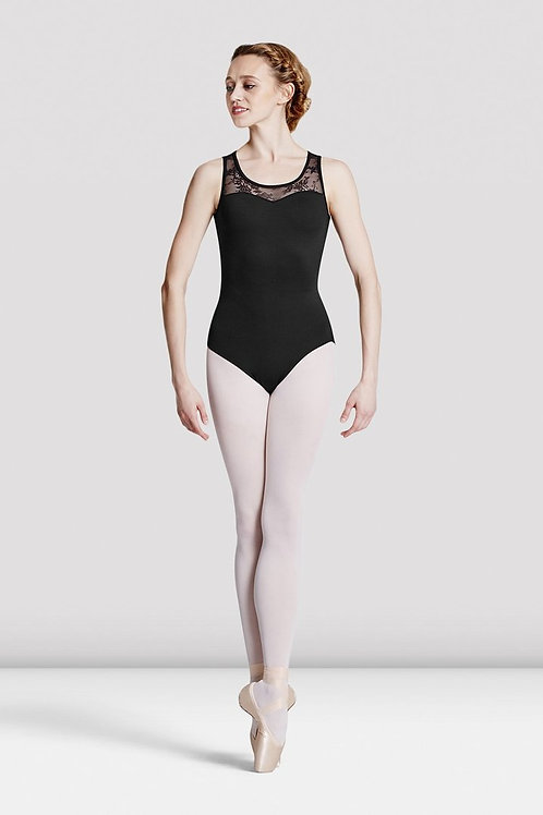 L8845 Ladies Fresia Button Back Leotard