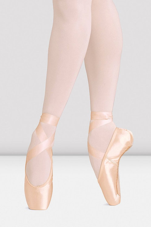 ES0160S European Balance Strong Pointe Shoe