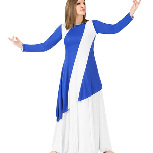 BT5198 Asymmetrical Tunic