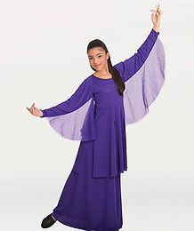 0505 Child Chiffon Angel Wing Shrug