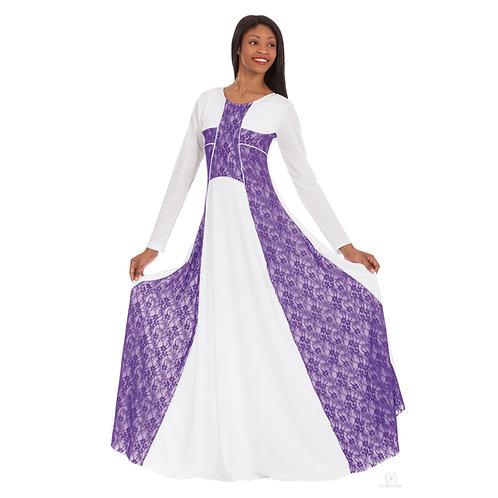 13841 Victorian Lace Dress
