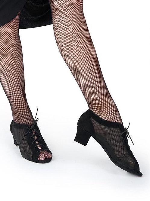 "BR4012W Beatrice 1 1.5"" Cuban Heel Ladies Ballroom Shoe"