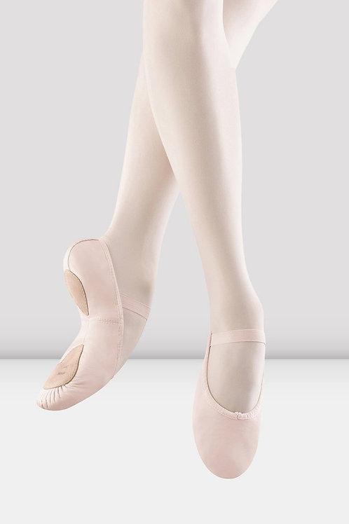 S0258G Child Dansoft Split Sole Ballet Shoes