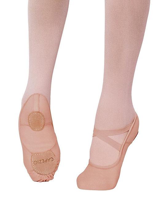 2037C Children Split-Sole Canvas Ballet Shoe