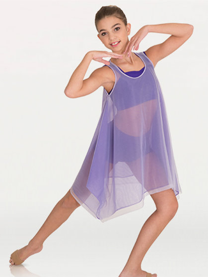 0507 Child Reversible Tank Pullover