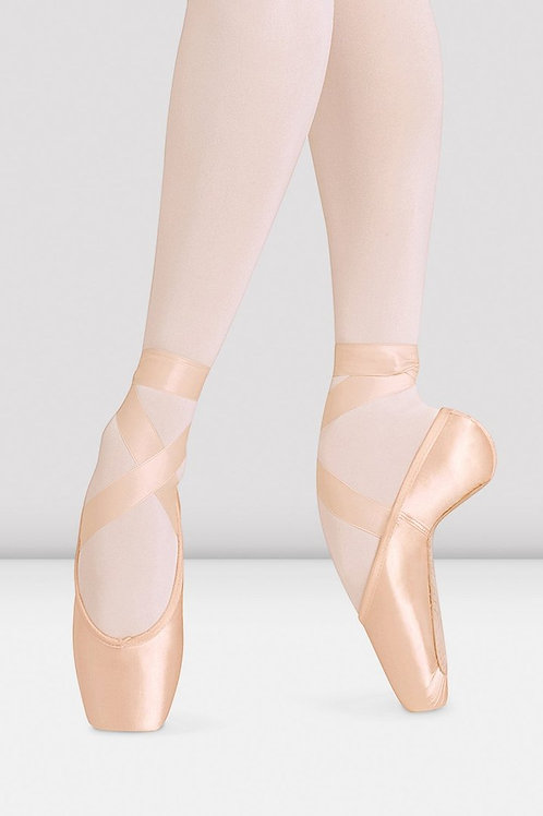 ES0160SL European Balance Strong Long Length Pointe Shoes