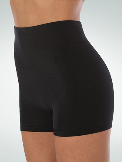 BWP285 ProWear™ High-Waist Smooth Finish Boy-Cut Short