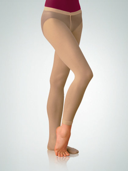 A34 TotalSTRETCH® Low Rise Convertible Tights