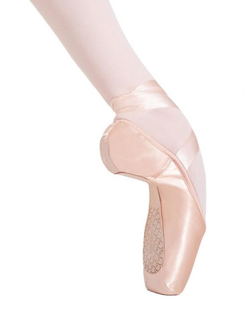 1127W Cambré Tapered Toe #4 Shank Pointe Shoe