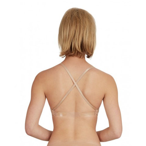 CA3683 Seamless Clear Back Bra